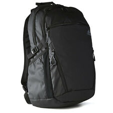 Adidas Skyline Water Resistant Black Backpack w/ Laptop Sleeve BA1563 NEW!