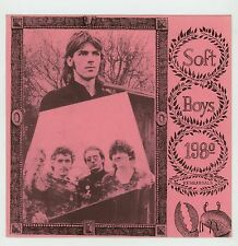 """The SOFT BOYS : 1980 Rehearsals - 7"""" Country? 1987 - ROBYN HITCHCOCK - psych pop"""