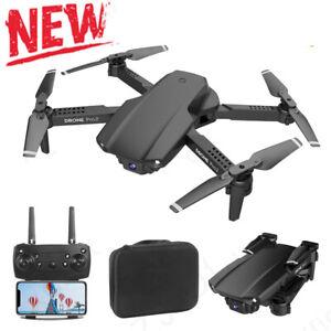 2021 New Mini 720P Camera WIFI FPV Aerial Photography Foldable Quadcopter Drone