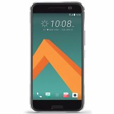 "HTC 10 M10 32GB 4G LTE 12MP 4GB RAM Smartphone 5.2"" Silver Unlocked"