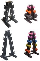 POWERT Heavy Duty Dumbbell Rack/ Stand Weight Holder