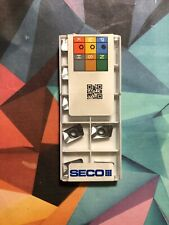 XOMX120408TR-M12,MP2501 Carbide inserts SECO ***FACTORY PACK***