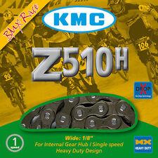 KMC z510h CADENA PARA BMX y Individual Velocidad Bicicletas