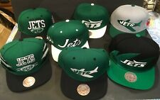 Mitchell&Ness New York Jets Snapbacks 7 Styles Available