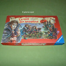 La nuit des Vampires – le jeu qui a du mordant à 10 ans Ravensburger 1a top!