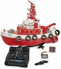 Carson 500108033 TC-08 - Boat Of Fireman R/C Rtr , 3 Channel Of 2,4 Gh