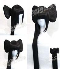 MAJOKO ZONE-00 Japan geisha oiran hairstyles custom-made Hair Wig Cosplay Wigs