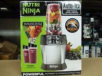 Nutri Ninja Auto-iQ Blender BL480