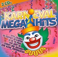 Karneval Megamix von Diverse Interpreten 2CDs