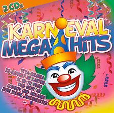Carnaval Megamix de Diverse Artistas intérpretes o ejecutantes 2CDs