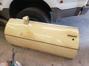 1978 pontiac grand prix Left Door
