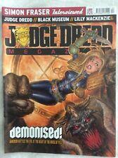 Judge Dredd Megazine Issue 304 07/12/10 Armitage Bodies Of Evidence Mini-trade