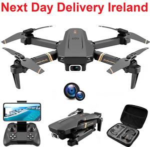 Rc Drone HD Wide Angle Camera 1080P WiFi fpv Drone Dual Camera Quadcopter WiFi