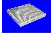 MECAFILTER Filtro, aire habitáculo SEAT LEON VOLKSWAGEN GOLF RENAULT EKR7291
