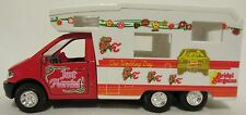 Our Wedding Day Bridal Bargains Just Married Toy Camper Truck White Red Play