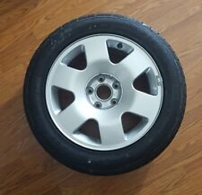 "NEW Audi A6 2000-2004 16"" Wheel Rim with Dunlop Tire SR Sport 5000 235 50 16"