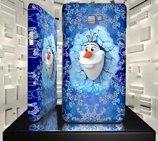 Coque Samsung Galaxy S2 La reine des neiges Olaf 06