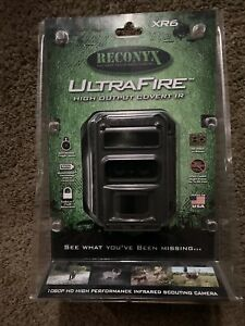 Reconyx XR6 UltraFire High Output Covert IR Trail Camera 1080p HD Brand new