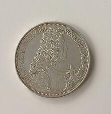 5 Deutsche Mark G 1955 Ludwig Wilhelm Mark Comte de Baden 1655 1707. gm10