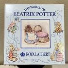 VTG Royal Albert Beatrix Potter Jemima Puddle Duck Coin Bank Peter Rabbit 1986