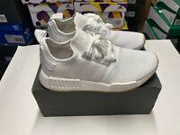adidas NMD R1 Cloud White Mens Shoes D96635