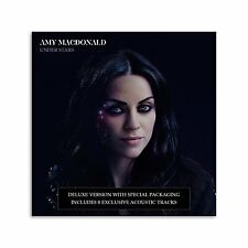 AMY MACDONALD UNDER STARS DELUXE CD (Released February 17th 2017)