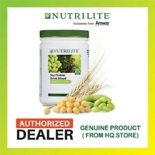 4 x 450g Amway Nutrilite Soy Protein Drink Low Fat Green Tea Flavor DHL SHIP