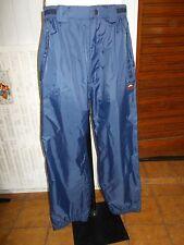Pantalon imperméable à stratch bleu MC KINLEY XL 44/46 taille elastique 17VH37