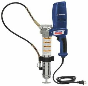 Lincoln AC2440 120V Electric Corded Grease Gun