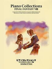 Final Fantasy VIII(8) Advanced Piano Solo Sheet Music Book Score Book Soundtrack