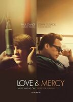 Love and Mercy [DVD] [2014] [2015] [DVD][Region 2]