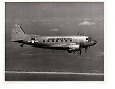 Douglas Skytrain R4D-6 Cherry Point  Navy Fighter Aircraft 8x10 1950