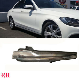 For Mercedes-Benz W205 W222 W217 - Right Mirror Indicator Turn Signal LED Light