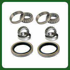 FRONT WHEEL BEARING & SEAL FOR 1987-2004 NISSAN PATHFINDER SET OF 6 (BOTH SIDE)