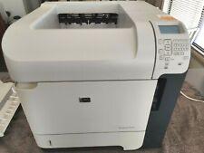Hp Laserjet P4515x Laser Printer with 500 sheet tray envelope feeder and duplex