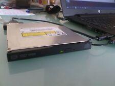 Regrabadora DVD 12,7mm SATA Hitachi/LG o Sony modelo GT30N