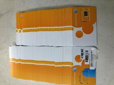 Lot of 100 At&T Triple cut Sim Post-paid or Prepaid At&T Brand new unactivated