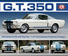 ACME 1:18 1966 Mustang Shelby GT 350 Prototype with Vinyl Top #1801818