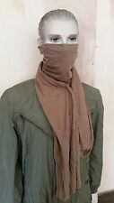 NEW US ARMY MARINES DESERT BALACLAVA SCARF FACE COVER DUST SHIELD USGI