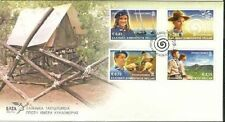 Greece. Scouting Year : 2002, Navy scout - Air Scout , Greek FDC in Euros