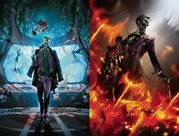 DC Comics 2020 Batman #95 Joker War Main + Francesco Mattina Variant NM 5-20