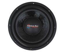 "American Bass XFL1022 10"" Wooofer 2000W Max 2 Ohm DVC"