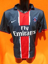 PSG Jersey Maillot Camiseta 2010 2011 Nike Home Paris St Germain Ibrahimovic Era