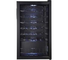 LOGIK LWC34B15 Wine Cooler - Black