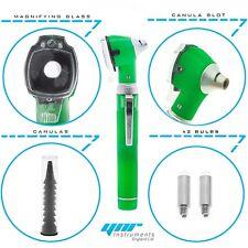 YNR D-Green Otoscope Mini Fiber Optic Pocket Diagnostic Examination CE Approved