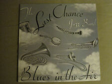 LAST CHANCE JAZZ BAND BLUES IN THE AIR LP '86 RARE COLUMBIA, MD RARE PRIVATE NM