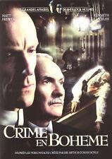 """24568 // CRIME EN BOHEME"""" SHERLOCK HOLMES DVD NEUF"""