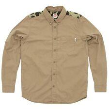 Carhartt Heritage Baily Shirt -Autumn & Camo Moor- size M