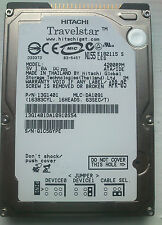 "80GB 2.5"" IDE ATA PATA Hard Drive Disk Disc HDD 80 GB P-ATA"