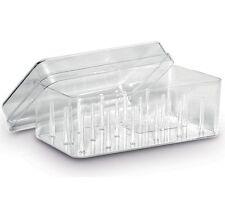 GUTERMANN scatola di immagazzinaggio: 18 BOBINA SCATOLA DI PLASTICA PER BOBINE 100m (19mm) DIAM vuoto